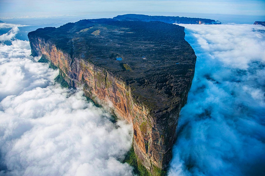 Mount Roraima. Photo: Martin Harvey/Alamy