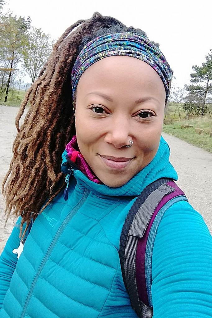 Rhiane Fatinikun, founder of Black Girls Hike