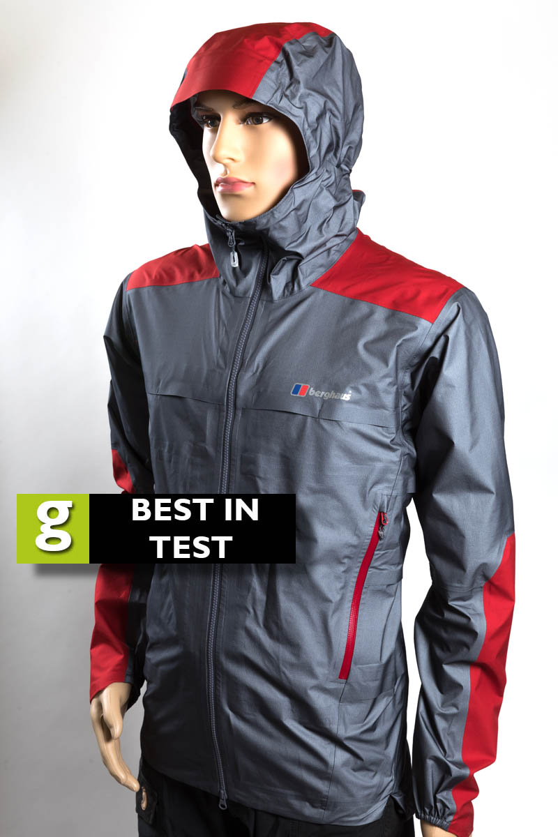 newest collection 33db4 06122 grough — On test: lightweight waterproof jackets reviewed