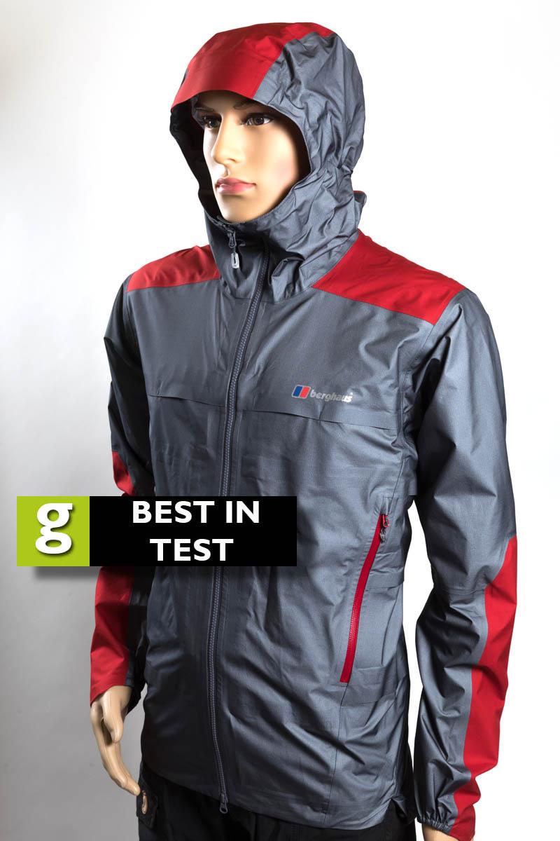 Berghaus Mens GR20 Storm Three Layer GORE-TEX Shell Waterproof Jacket new Sizes