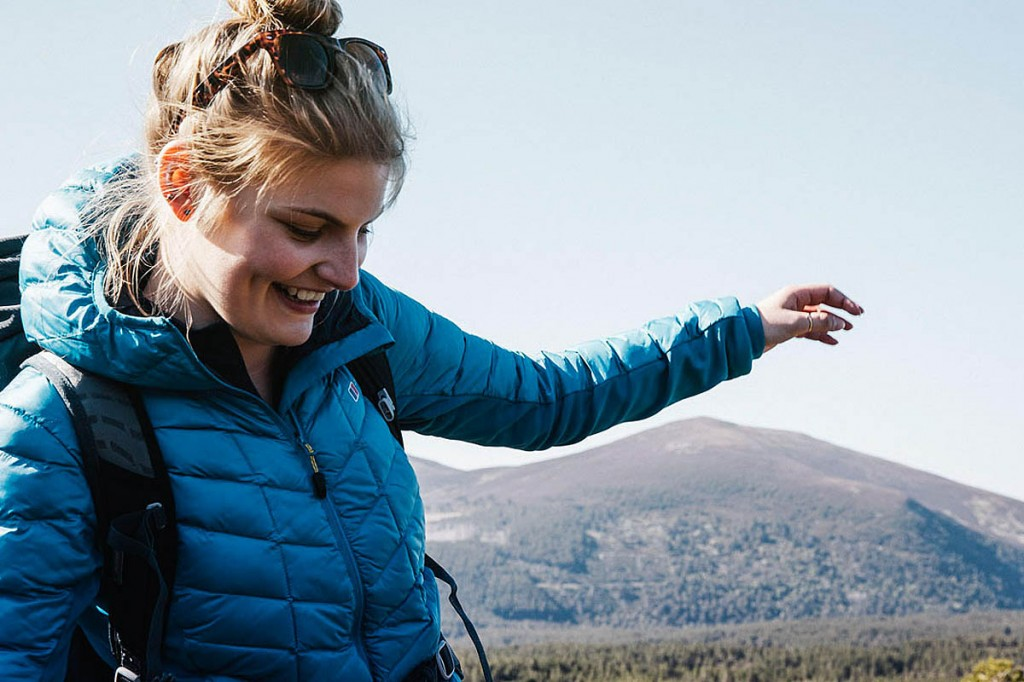 Berghaus is looking for outdoor fans to model its latest range