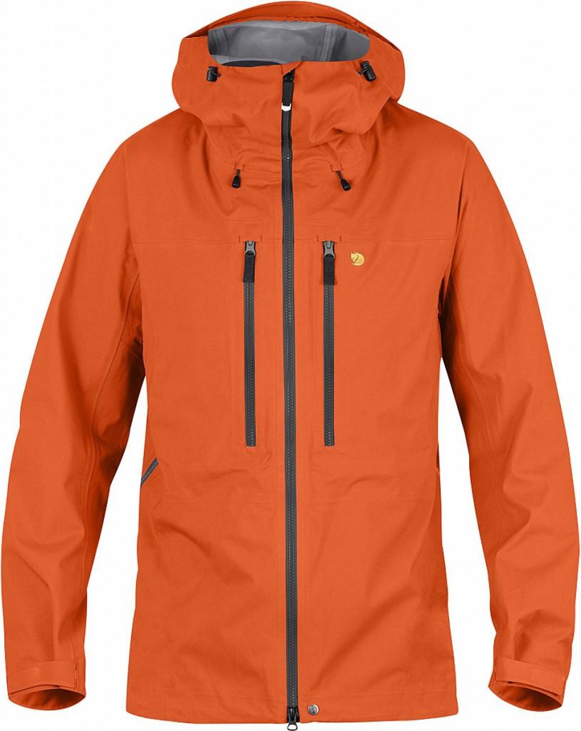The Fjӓllrӓven Bergtagen EcoShell Jacket