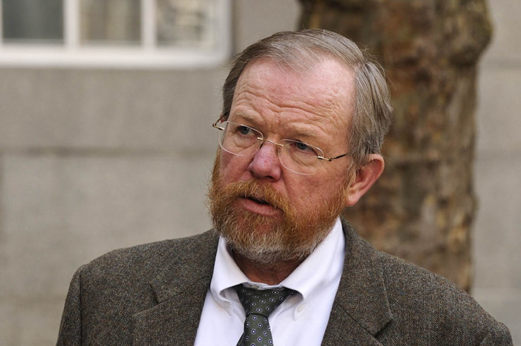 Bill Bryson: 'one of finest landscapes'. Photo: CRC/Anne Purkiss