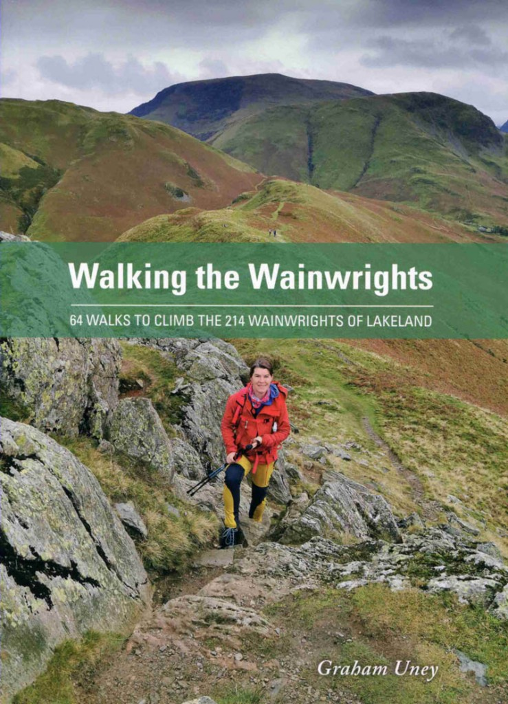Walking the Wainwrights by Graham Uney