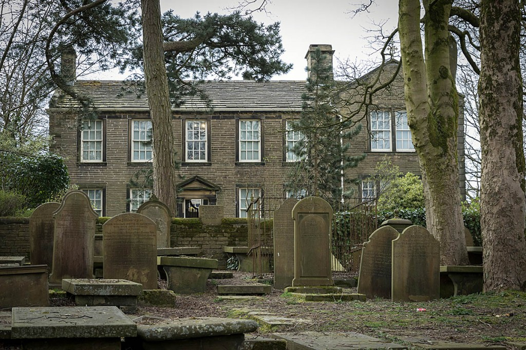 The Parsonage in Haworth, home to the Brontë family. Photo: Bob Smith/grough