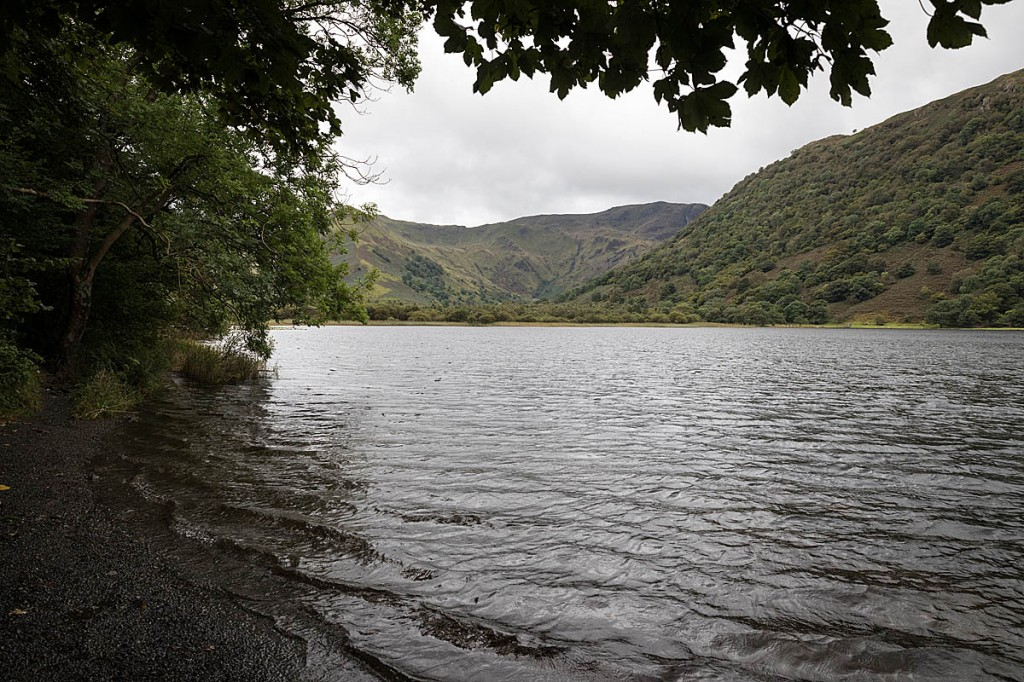 Brothers Water, scene of the fatality. Photo: Bob Smith/grough