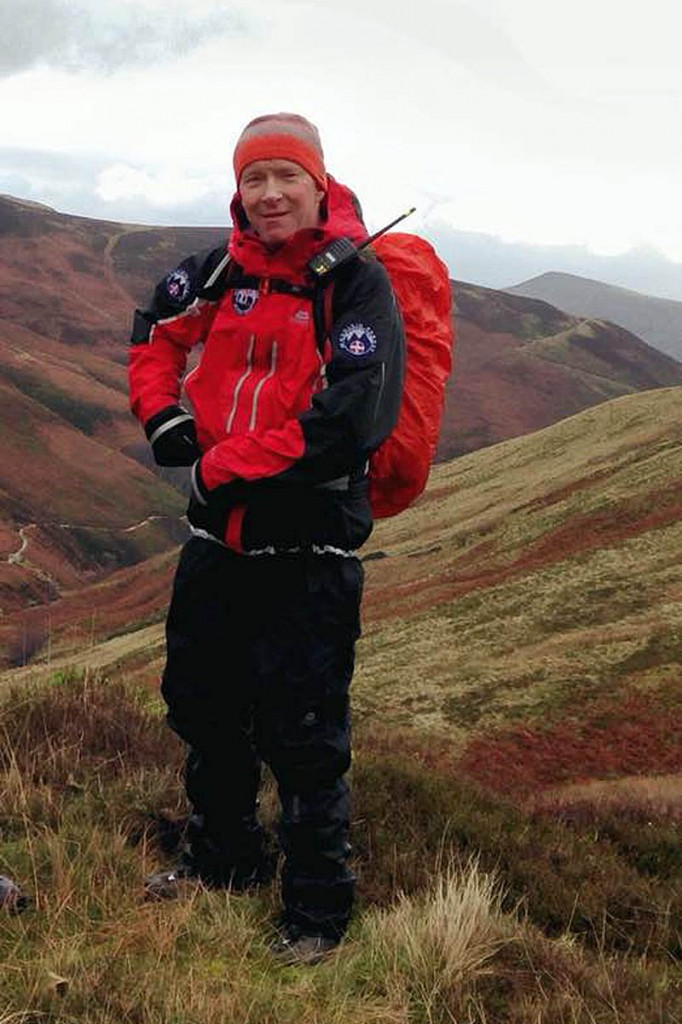 Tim Pendleton joined the team in 2012. Photo: Buxton MRT