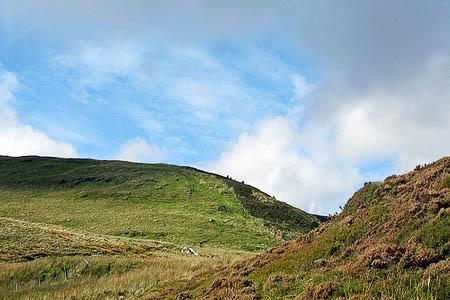 The walker was found near the Bwlch-y-Ddwy-elor. Photo: Eric Jones CC-BY-SA-2.0