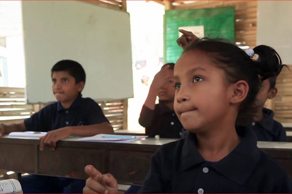 A school for deaf children was one of the CAN projects hit by the earthquakes