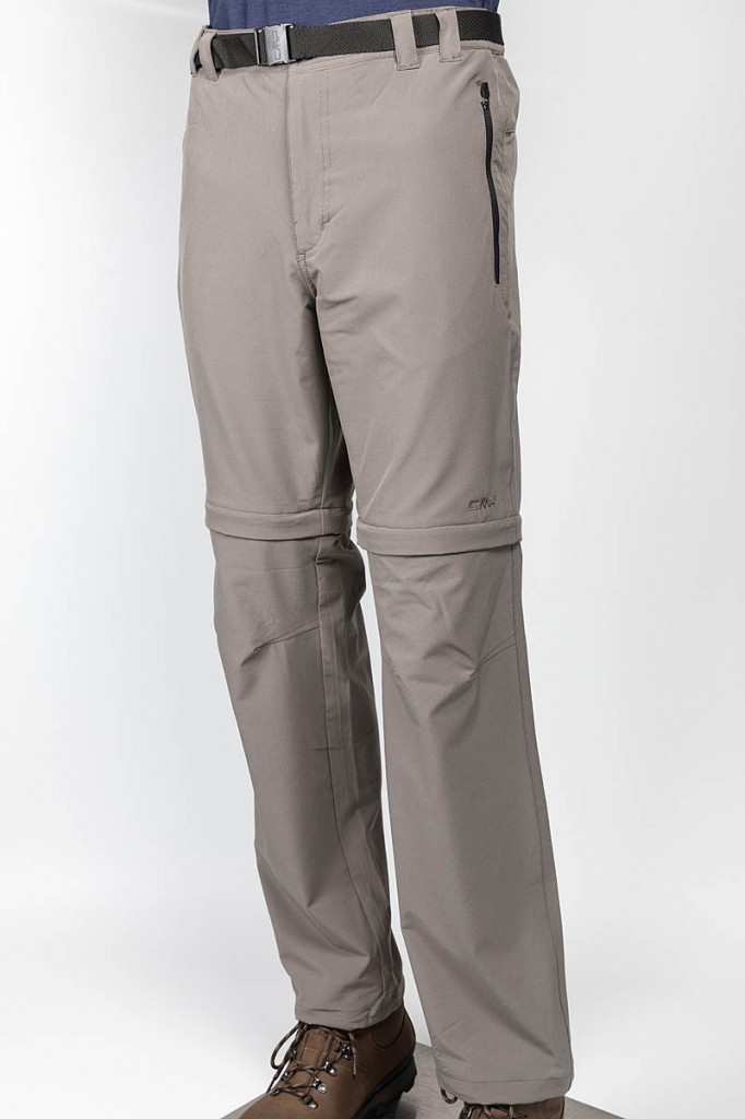CMP Man Zip Off Pant. Photo: Bob Smith/grough