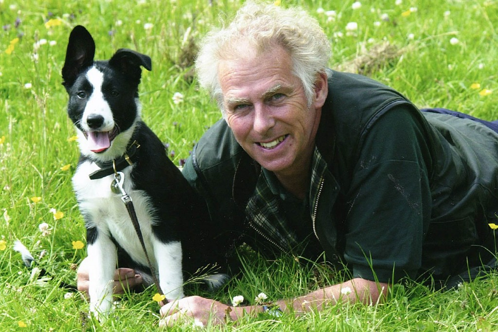 Neville Sharp was a stalwart of the search and rescue dogs organisation