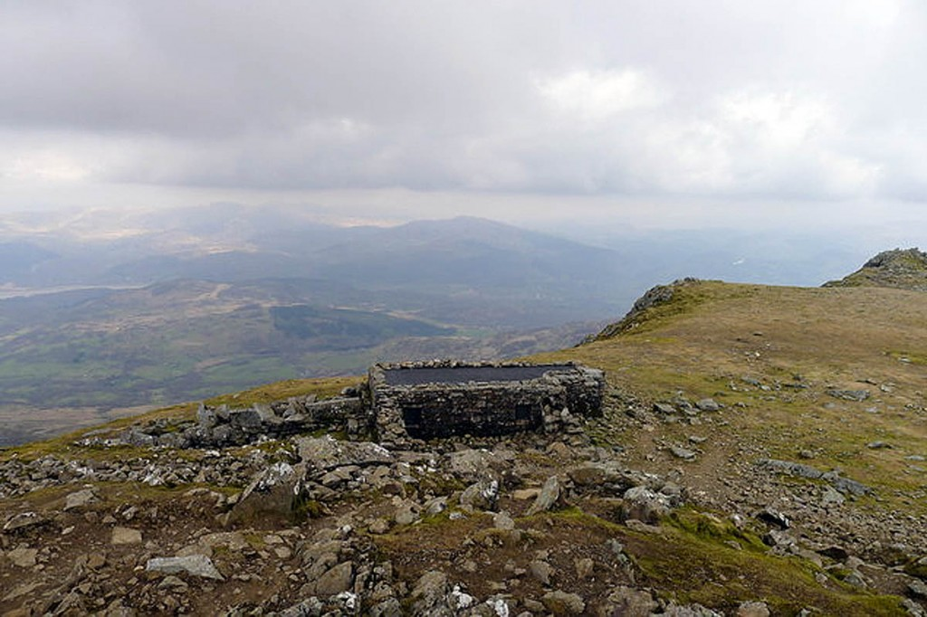 The man got lost on the summit of Cadair Idris. Photo: Tim Heaton CC-BY-SA-2.0