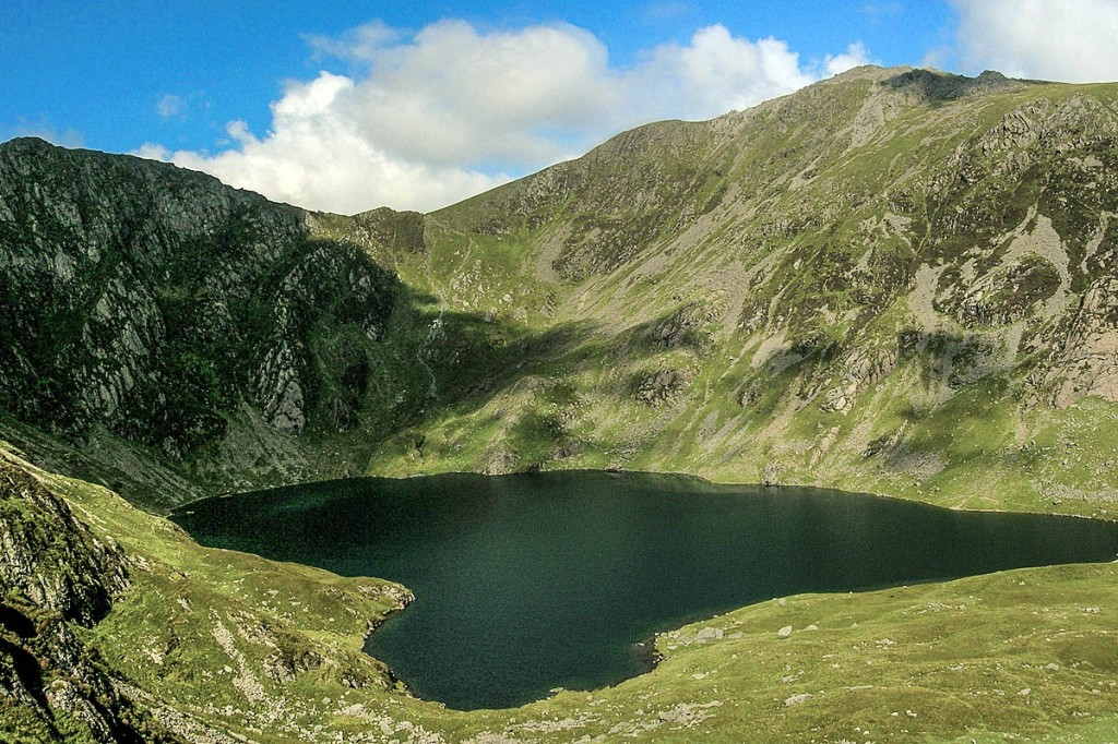 The walkers got lost on Cadair Idris. Photo: NotFromUtrecht CC-BY-SA-3.0