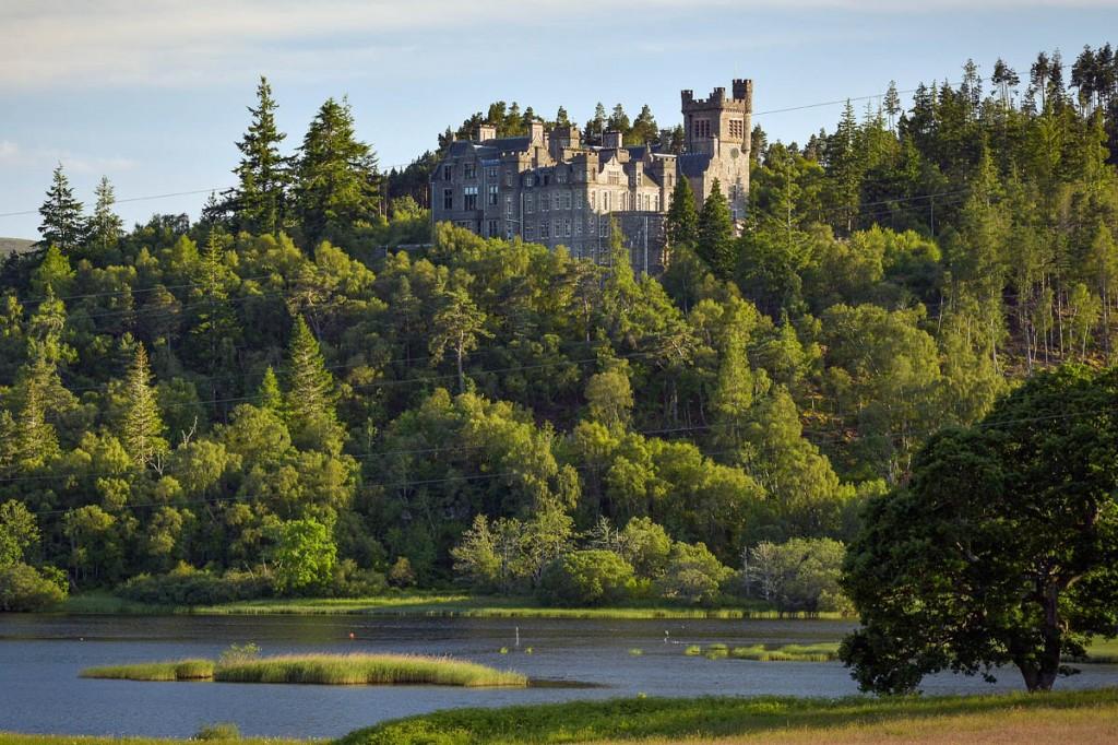 Carbisdale Castle. Photo: SYHA Hostelling Scotland