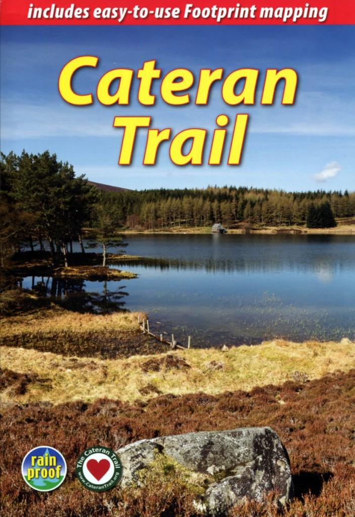 The Cateran Trail guidebook