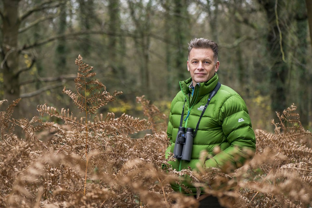 Chris Packham has also backed the group