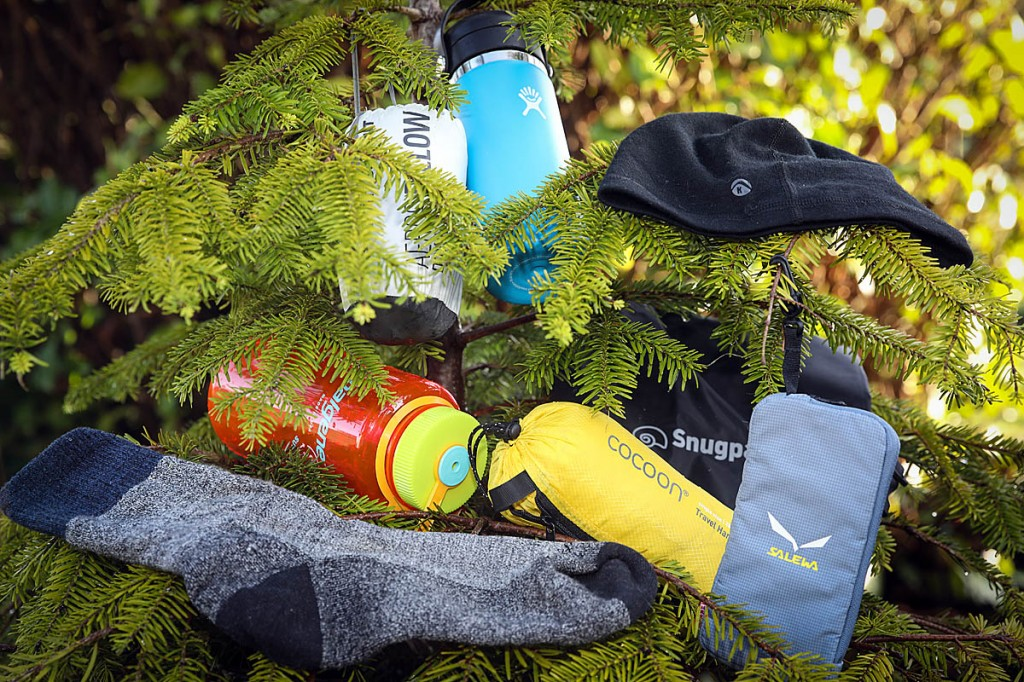 Which Christmas goodies would your outdoor fan love to find under the tree? Photo: Bob Smith/grough