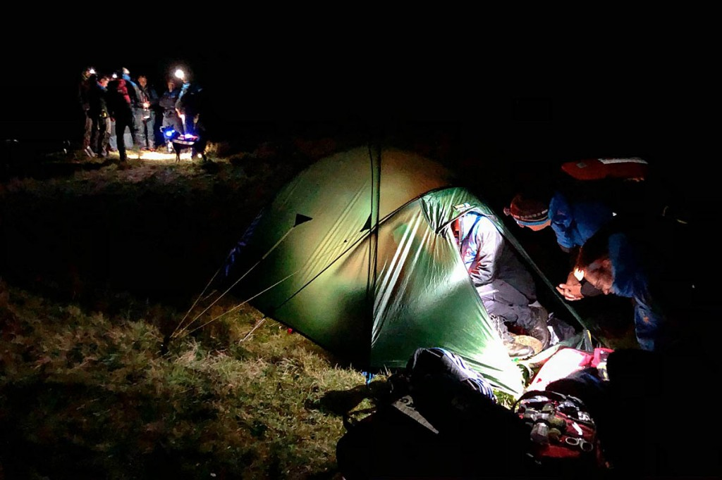 The team also dealt with an unwell DofE participant. Photo: Cockermouth MRT