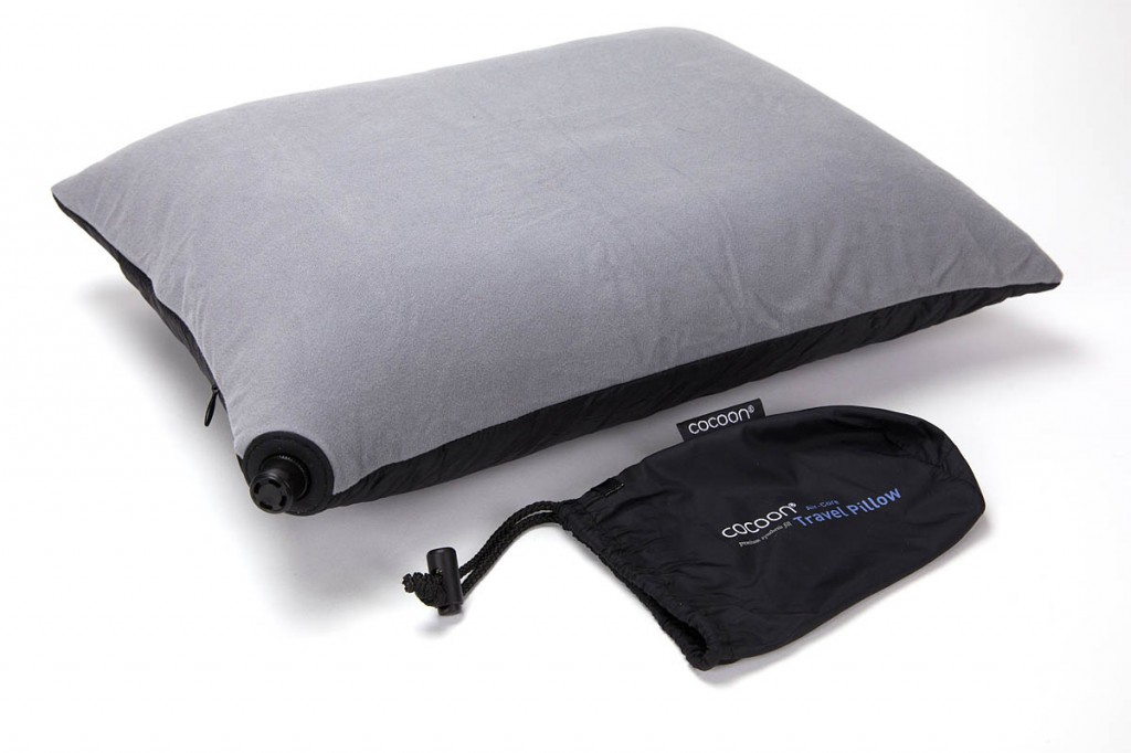 Cocoon Air-Core Pillow. Photo: Bob Smith/grough