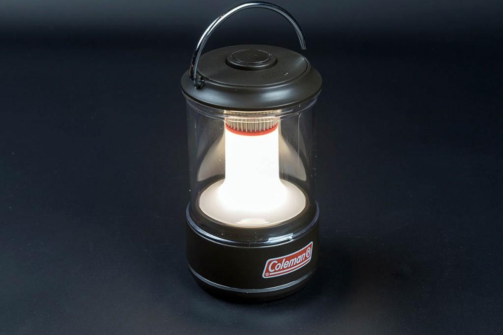 Coleman Battery Guard Mini Lantern. Photo: Bob Smith/grough