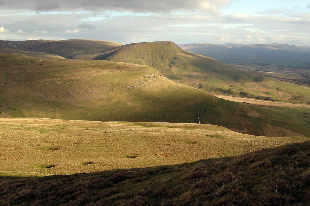 The upland commons are in the North Pennines area of outstanding natural beauty