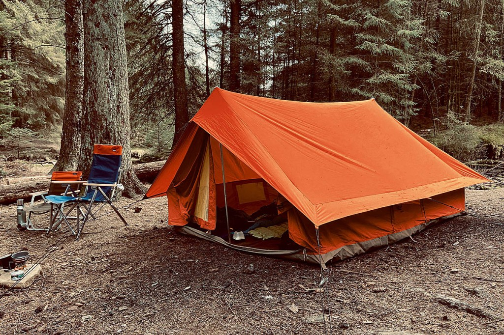 The Craghoppers Nosi Defence Kiwi Tent