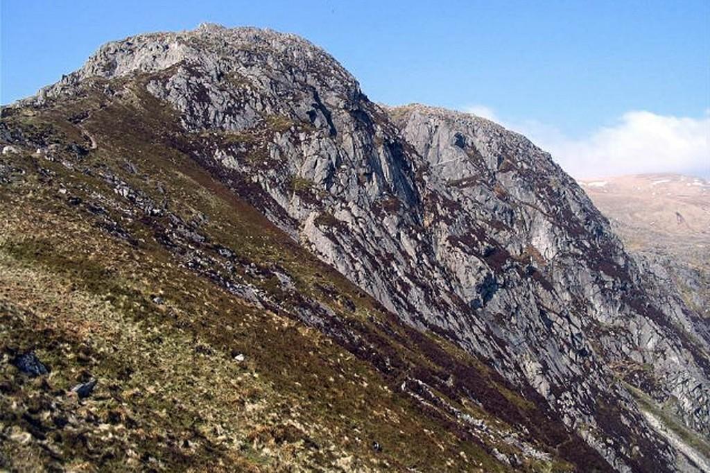 The climbers were on Craig yr Ysfa. Photo: Nigel Davies CC-BY-SA-2.0