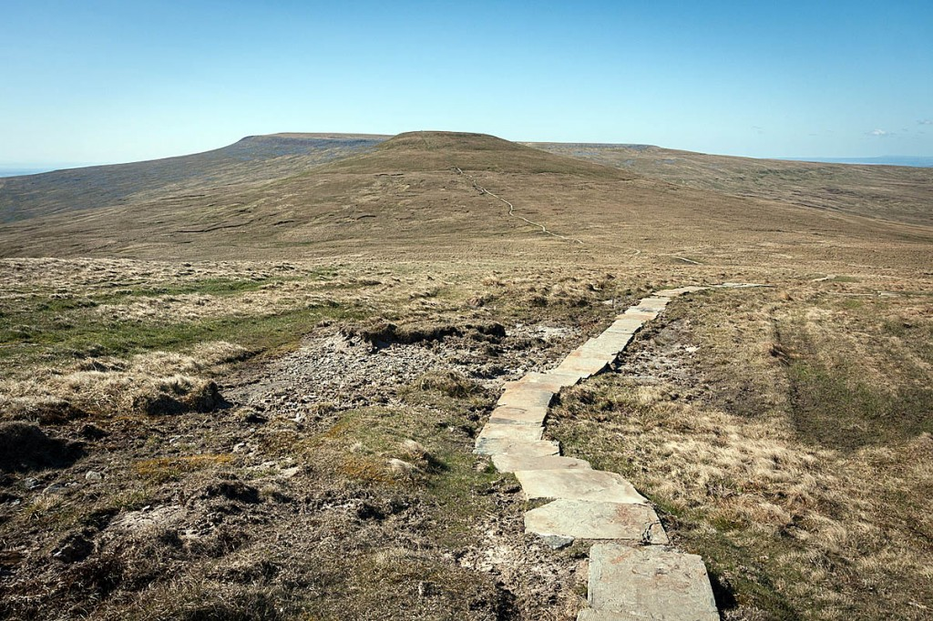 Navigational errors are often the cause of walkers getting into difficulties in the area. Photo: Bob Smith/grough