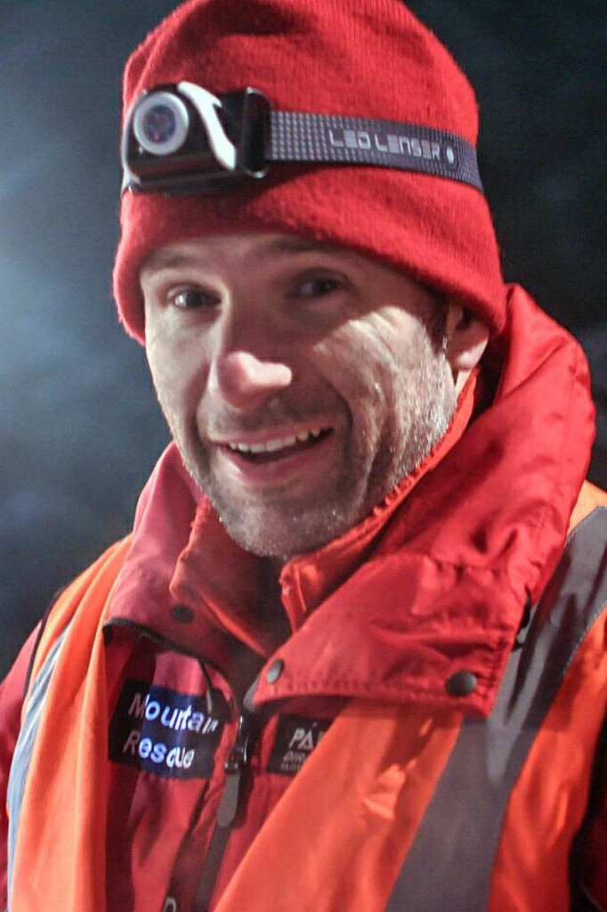 Kevin Hallahan. Photo: Dublin and Wicklow MRT