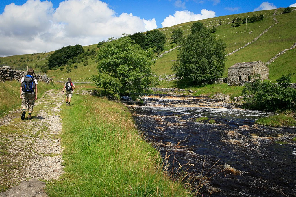 The national park is preparing to welcome visitors back to the Yorkshire Dales. Photo: Bob Smith/grough