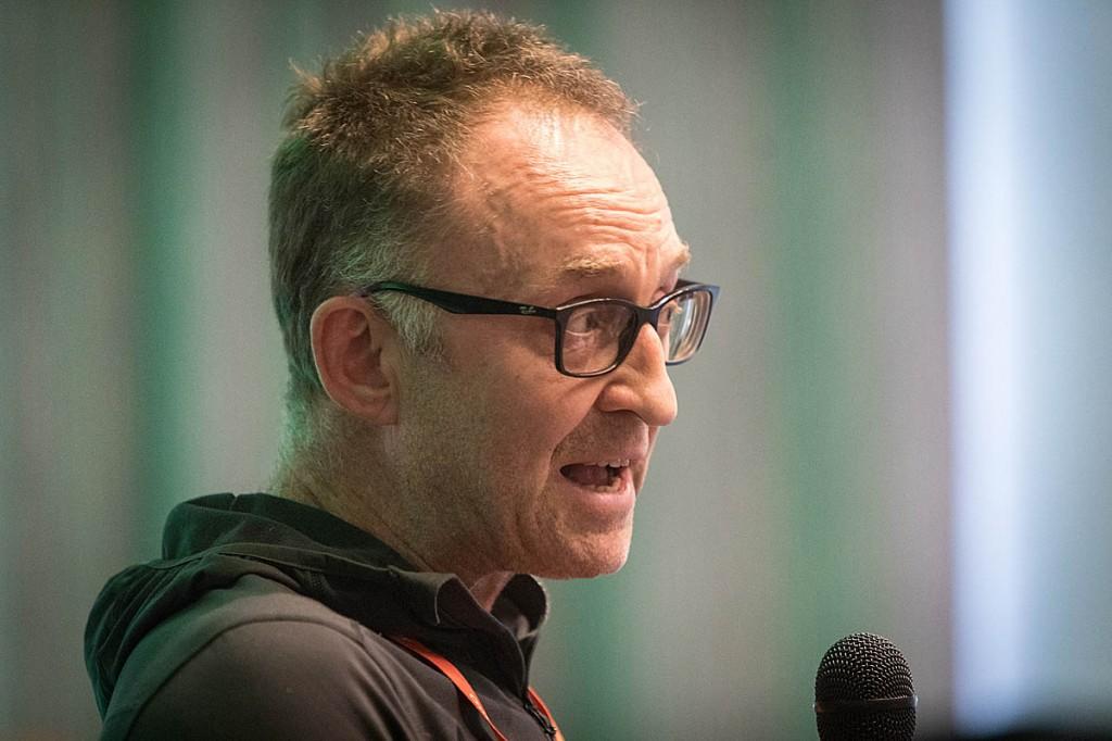 Dave Turnbull stepped down as chief executive. Photo: Bob Smith/grough