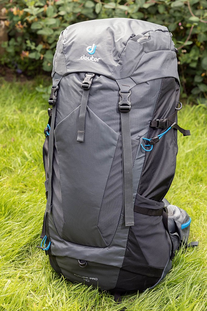 Deuter Futura Pro 40. Photo: Bob Smith/grough