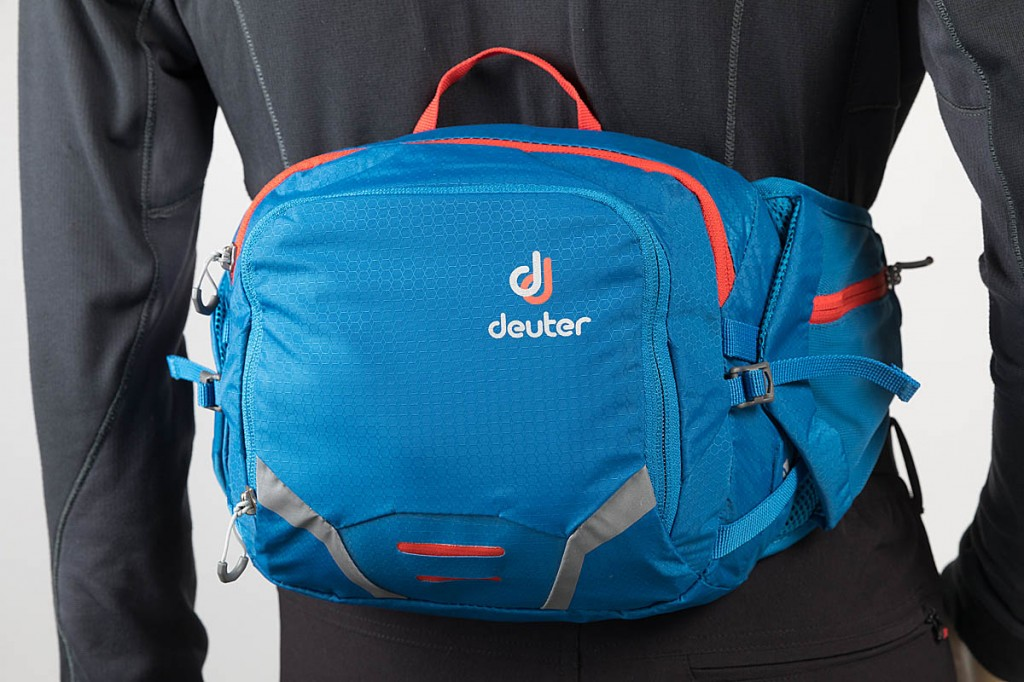 Deuter Pulse 3. Photo: Bob Smth/grough