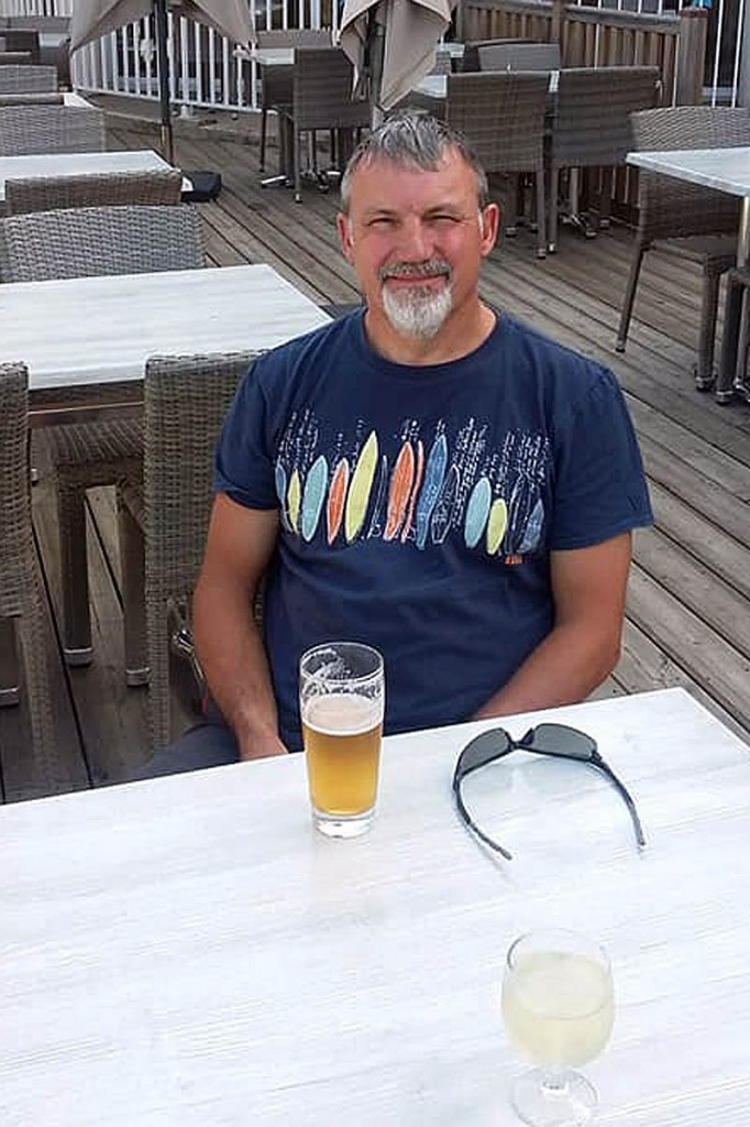 Missing kayaker Alistair Collier. Photo: Dorset Police