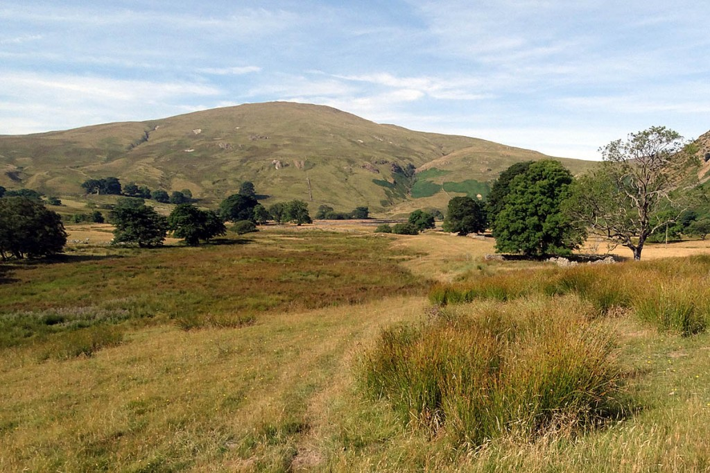 The team was preparing to search the area around Matterdale Common. Photo: Colin Park CC-BY-SA-2.0