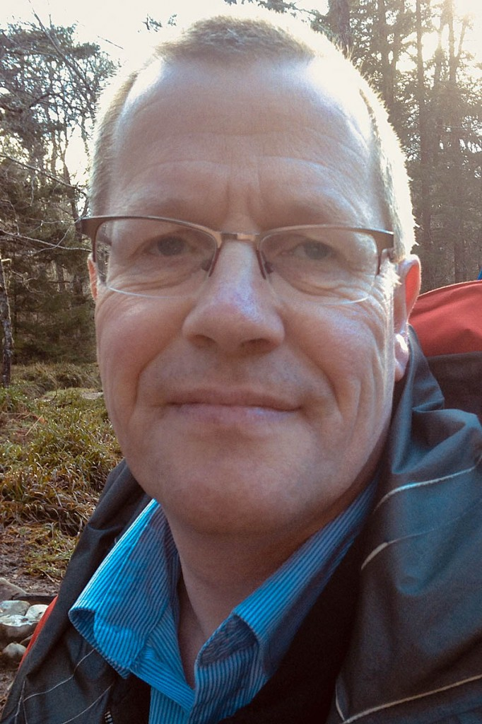 Donald MacRae, who is stepping down as leader of Dundonnell MRT