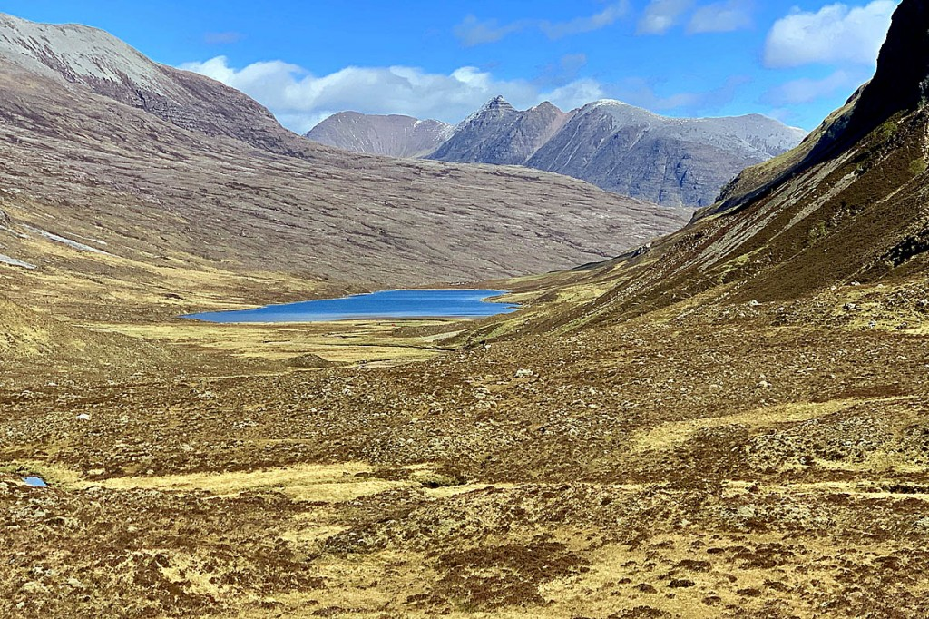 The Fisherfield Forest. Photo: Andy Beaton/Dundonnell MRT