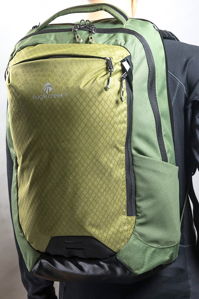 Eagle Creek Wayfinder Backpack 30L. Photo: Bob Smith/grough