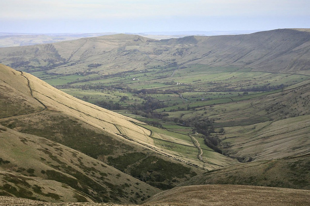 Rights of way enable Peak District residents to access green spaces. Photo: Bob Smith/grough
