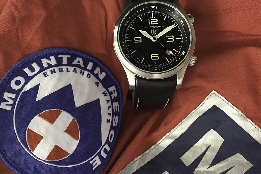 The donations follow sales of the special edition Elliot Brown watch