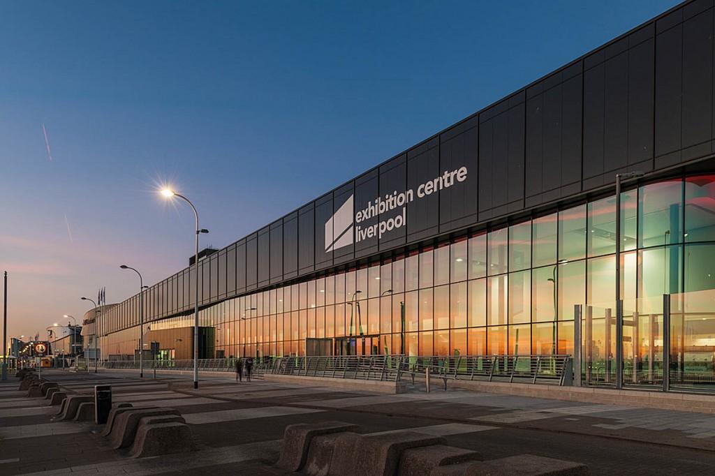 The Exhibition Centre, Liverpool