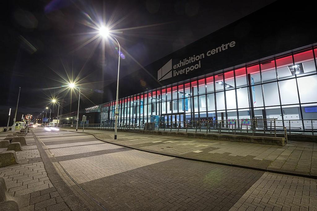 Liverpool's Exhibition Centre was the new venue for OTS. Photo: Bob Smith/grough