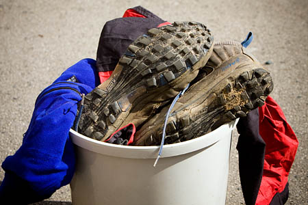Don't bin your gear: recycle it, says Sarah Howcroft