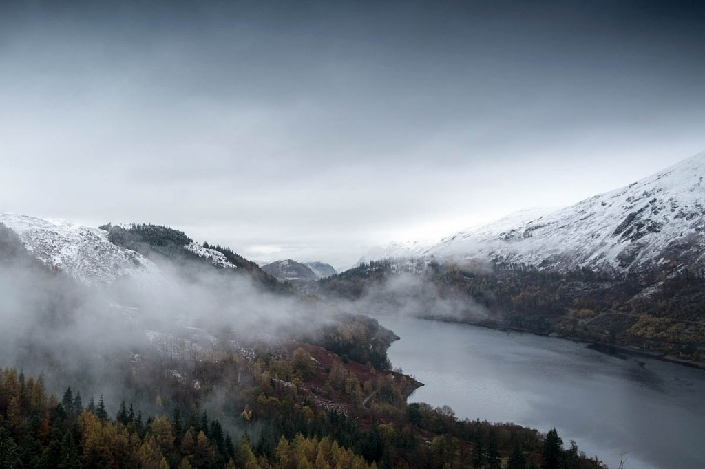 Thirlmere, site of the proposed activity hub. Photo: Mike Prince
