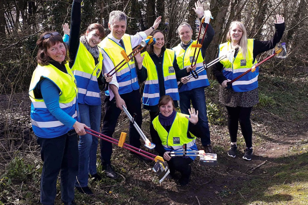 Friends of the Lake District look ahead to the Great Cumbrian Litter Pick