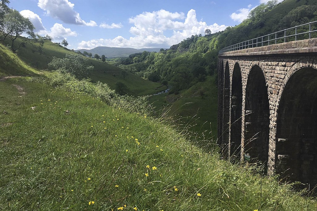 The trust wants to restore the Smardalegill Viaduct to enable public access again