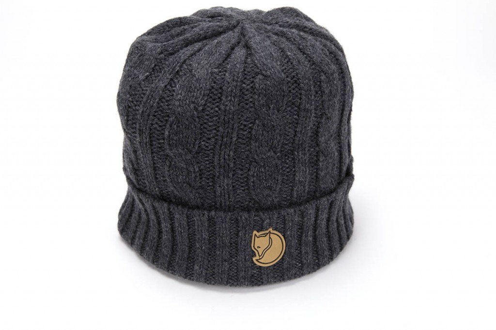 Fjällräven Braided Knit Hat. Photo: Bob Smith/grough