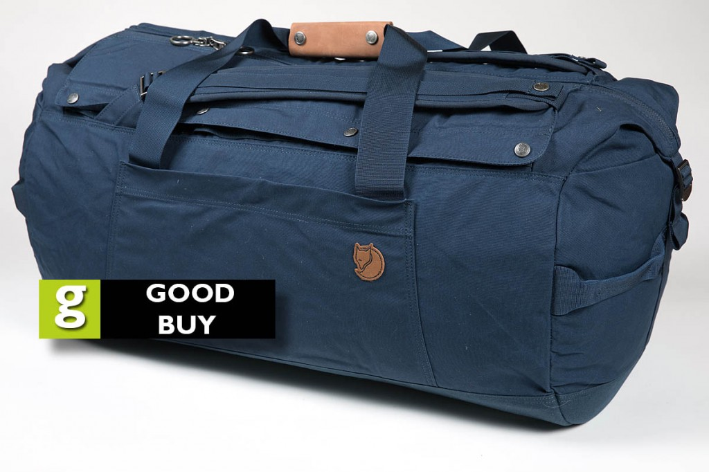Fjallraven Duffel No 6. Photo: Bob Smith/grough