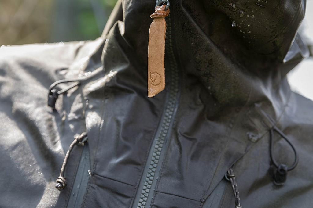 The Fjallraven jacket topped the test. Photo: Bob Smith/grough