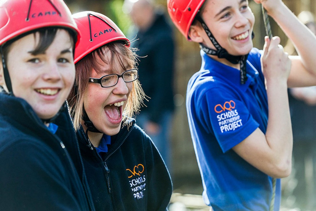 Young people need to get outdoors for their physical and emotional wellbeing, Ms Howcroft said